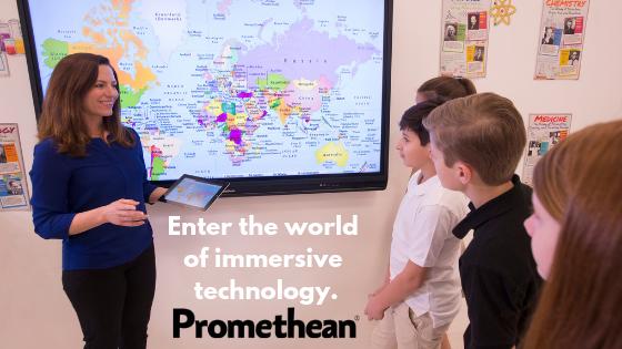 Promethean Blog Header